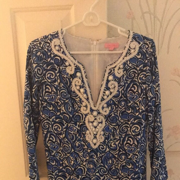 Lilly Pulitzer Dresses & Skirts - Lilly Pulitzer Embellished Dress Size XS